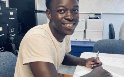 Graduate Spotlight: Jeremiah Keshun Winston