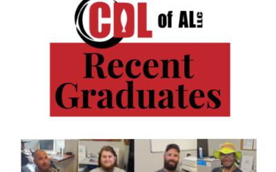 Recent CDL School Graduate Spotlight