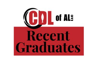 Recent Graduate Spotlight